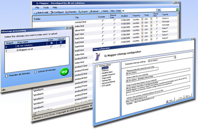 G-Mapper full screenshot
